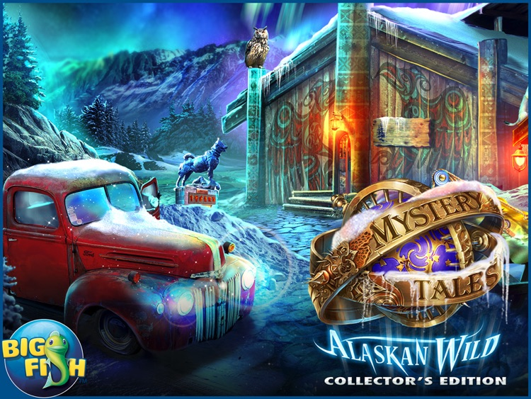 Mystery Tales: Alaskan Wild HD - A Mystery Hidden Object Adventure (Full) screenshot-4
