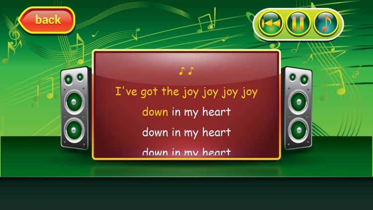 Karaoke For Kids 2 screenshot-0