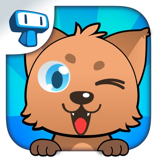 My Virtual Pet - Cute Animals Free Game for Kids
