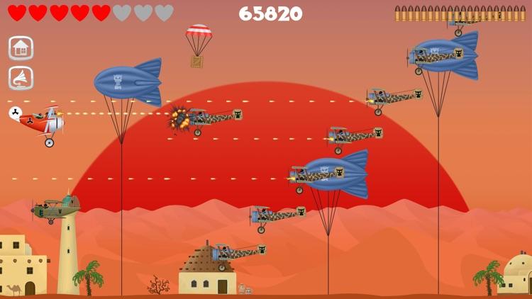 Red Baron: Fly and Shoot screenshot-4