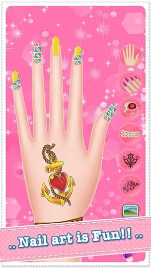 Play Nail Salon Games For Free Papillon Day Spa