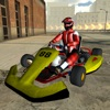 3D Go-kart City Racing - Outdoor Traffic Speed Karting Simulator Game FREE