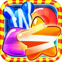 Fantasy Jelly Mania: Game Candy