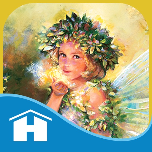 Magical Messages from the Fairies Oracle Cards - Doreen Virtue, Ph.D.