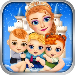 Little Newborn Day Care Salon - Mommy's Baby Princess & Babysitting Games for Kids!