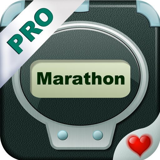 Marathon Trainer Pro - Run for American Heart