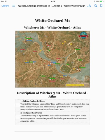 Quests, Endings and Maps in The Witcher 3 by Jacek Halas on Apple Books