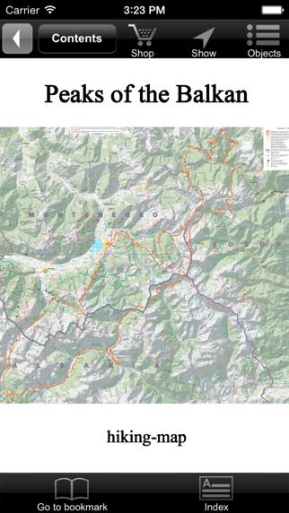 Peaks of the Balkans screenshot one