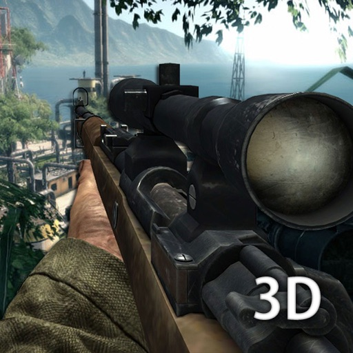 Снайпер Камера 3D