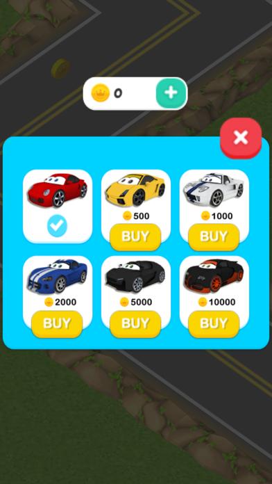 ZigZag Cars : Forest screenshot three