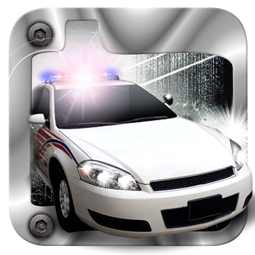 A Transit Police Car - Cop Dangerous Vehicles Race