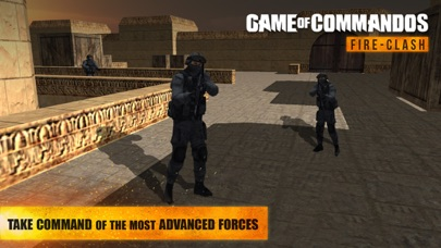 Game Of Commandos : Fire Clash screenshot one