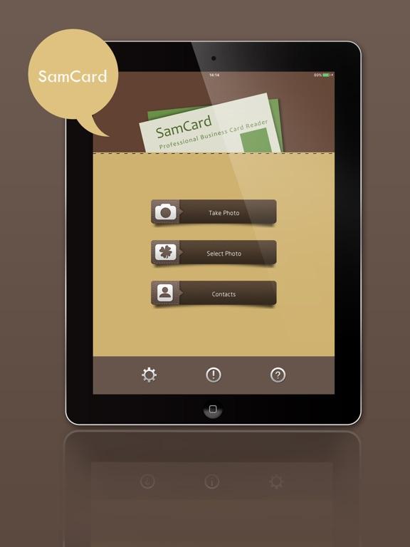 Screenshot #5 for SamCard HD