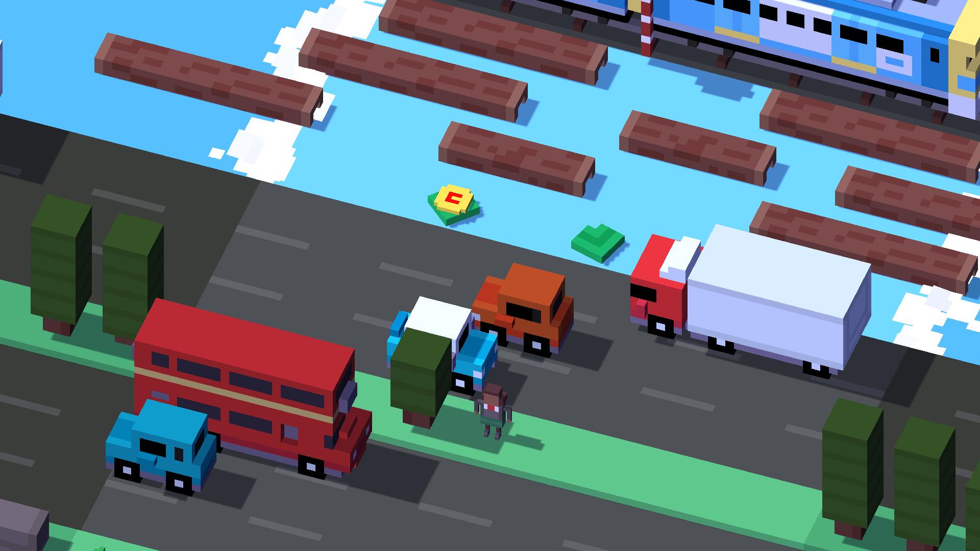 Crossy Road screenshot 13
