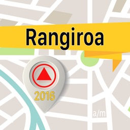 Rangiroa Offline Map Navigator and Guide
