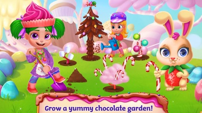 Chocolate Candy Party - Fudge Madness Screenshot 4