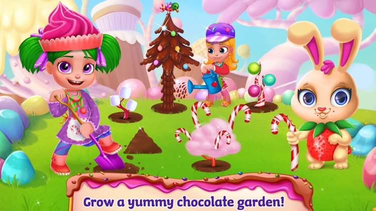 Chocolate Candy Party screenshot-3
