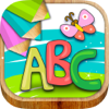 ABC paint the alphabet - Learning game to paint the English alphabet abc