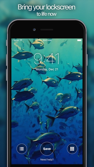 Live Wallpapers for iPhone 6s and 6s Plus by Robert Neagu (iOS, United States) - SearchMan App Data & Information