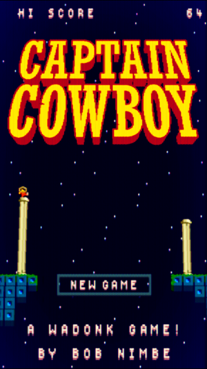 Captain Cowboy Screenshot