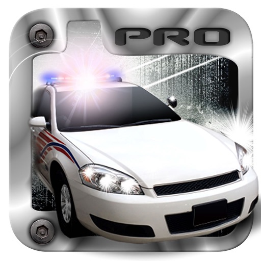 A Transit Police Car Pro - Cop Race icon