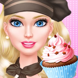 Fashion Doll: Be A Pretty Pastry Chef!