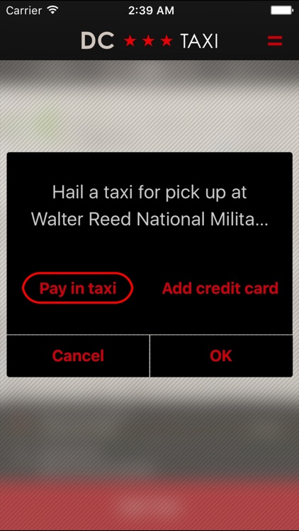 DC Taxi Rider screenshot-2