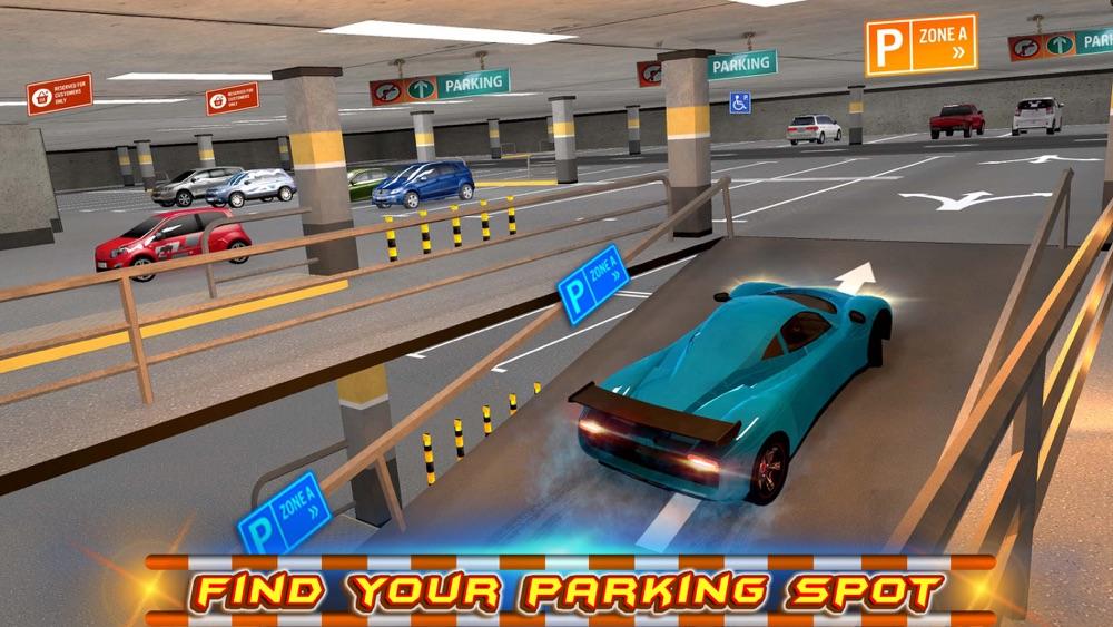 Multi-storey Car Parking 3D Cheat Codes