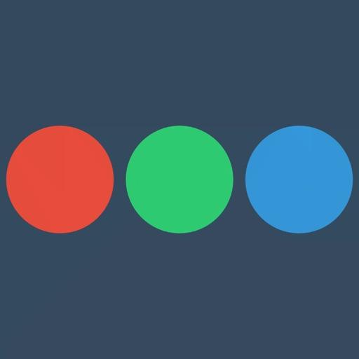 RGB #hex icon