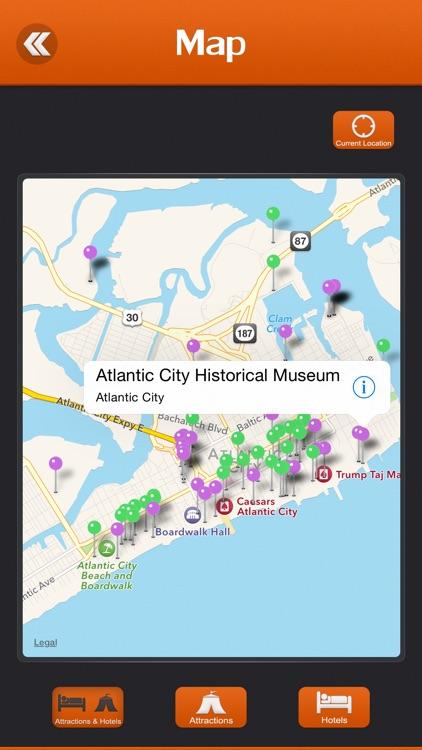 Atlantic City Travel Guide screenshot-3
