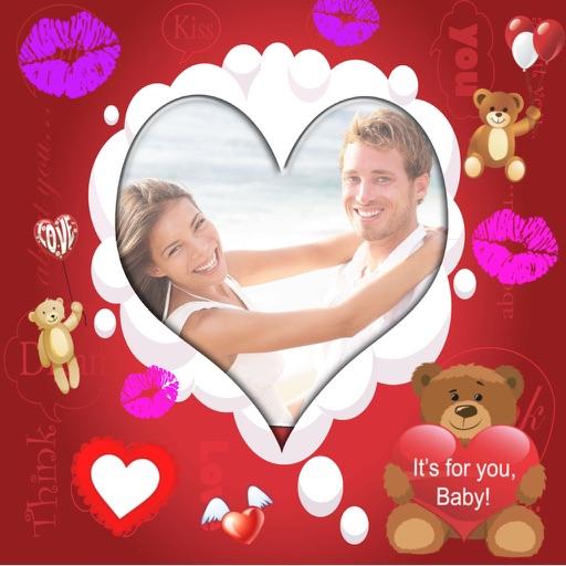 Best Love Frames Pro icon