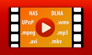 Video Player AviFAST for Most Movies Formats from NAS Media Servers (UPnP DLNA)