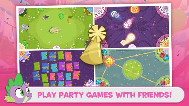 My Little Pony Friendship Celebration Cutie Mark Magic On The App Store