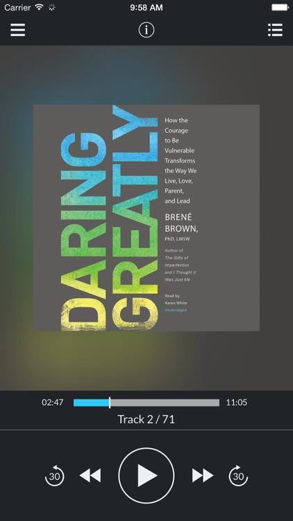 Daring Greatly (by Brené Brown, PhD, LMSW)
