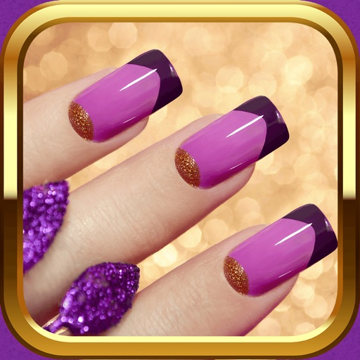 Fancy Nails Game for Girls iOS App