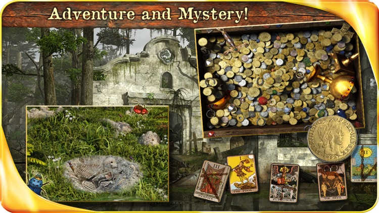 Treasure Island - The Golden Bug (FULL) - Extended Edition - A Hidden Object Adventure screenshot-4