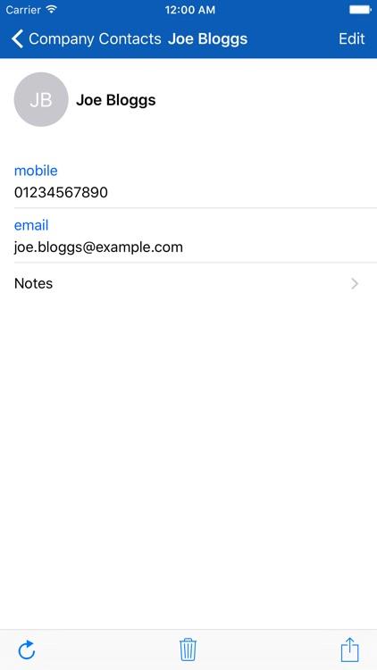 Public Folders App screenshot-4
