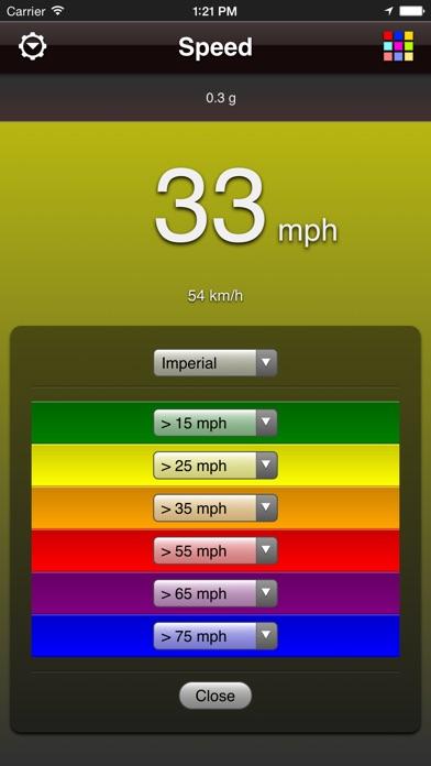Speed App review screenshots
