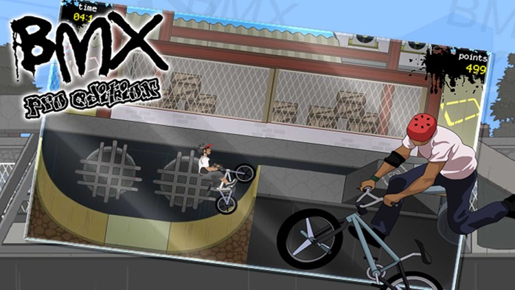 BMX - Pro Edition screenshot-2