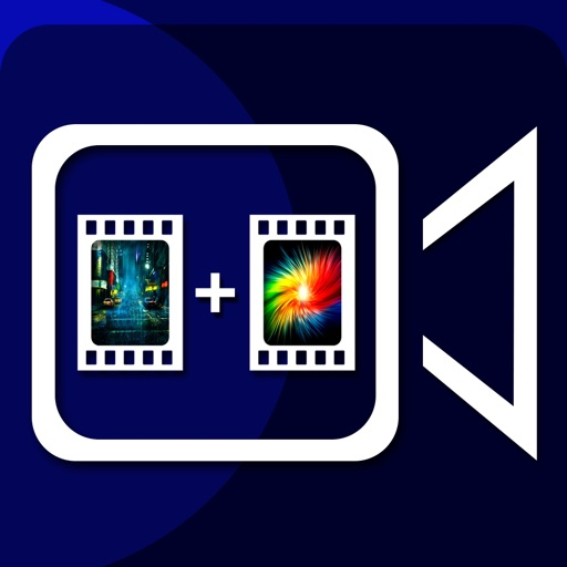 Video Merge : Movie Maker iOS App