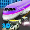 Games Banner Network - Airport Service Driving Simulator 3D Full artwork