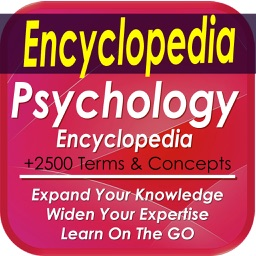 Psychology Encyclopedia: 2400 terms & concepts explained