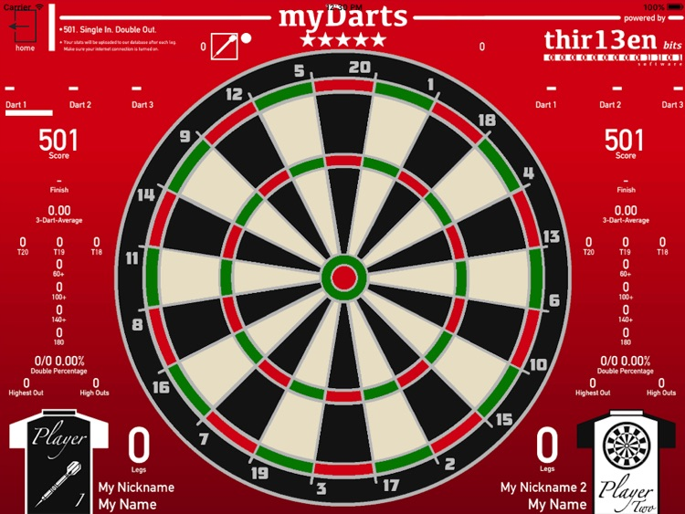 myDarts screenshot-2