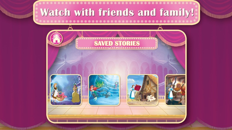Disney Princess: Story Theater screenshot-4