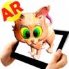 AR填色本- AR ARKids - 與增強現實效果著色. 虛擬現實 3D VR 兒童教育. 增强现实 app - iPadアプリ