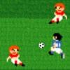 Dribble the Ball:Soccer Man