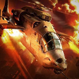 Gunship Helicopter Air Battle 3D - Apache Air Attack Missions