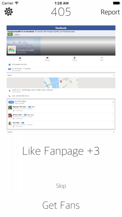 Download Get Fans on your Facebook Page for Pc