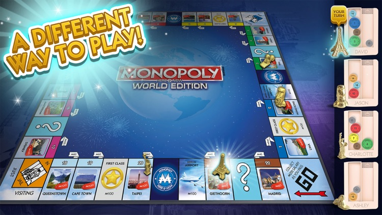 MONOPOLY HERE & NOW screenshot-0
