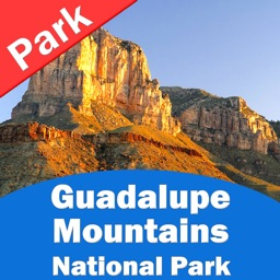 Guadalupe Mountains National Park – GPS Offline Park Map Navigator